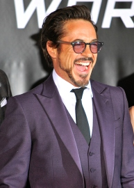 Robert Downey Jr. attends the Avengers world premiere, Hollywood, CA © 2012 Cindy Robinson