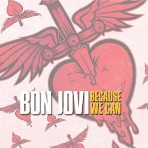 Bon Jovi Because We Can image courtesy of www.bonjovi.com