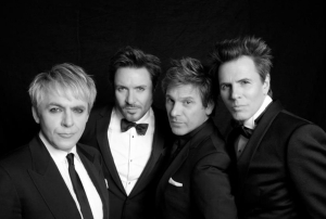 Duran Duran 2014, image courtesy of https://www.facebook.com/duranduran